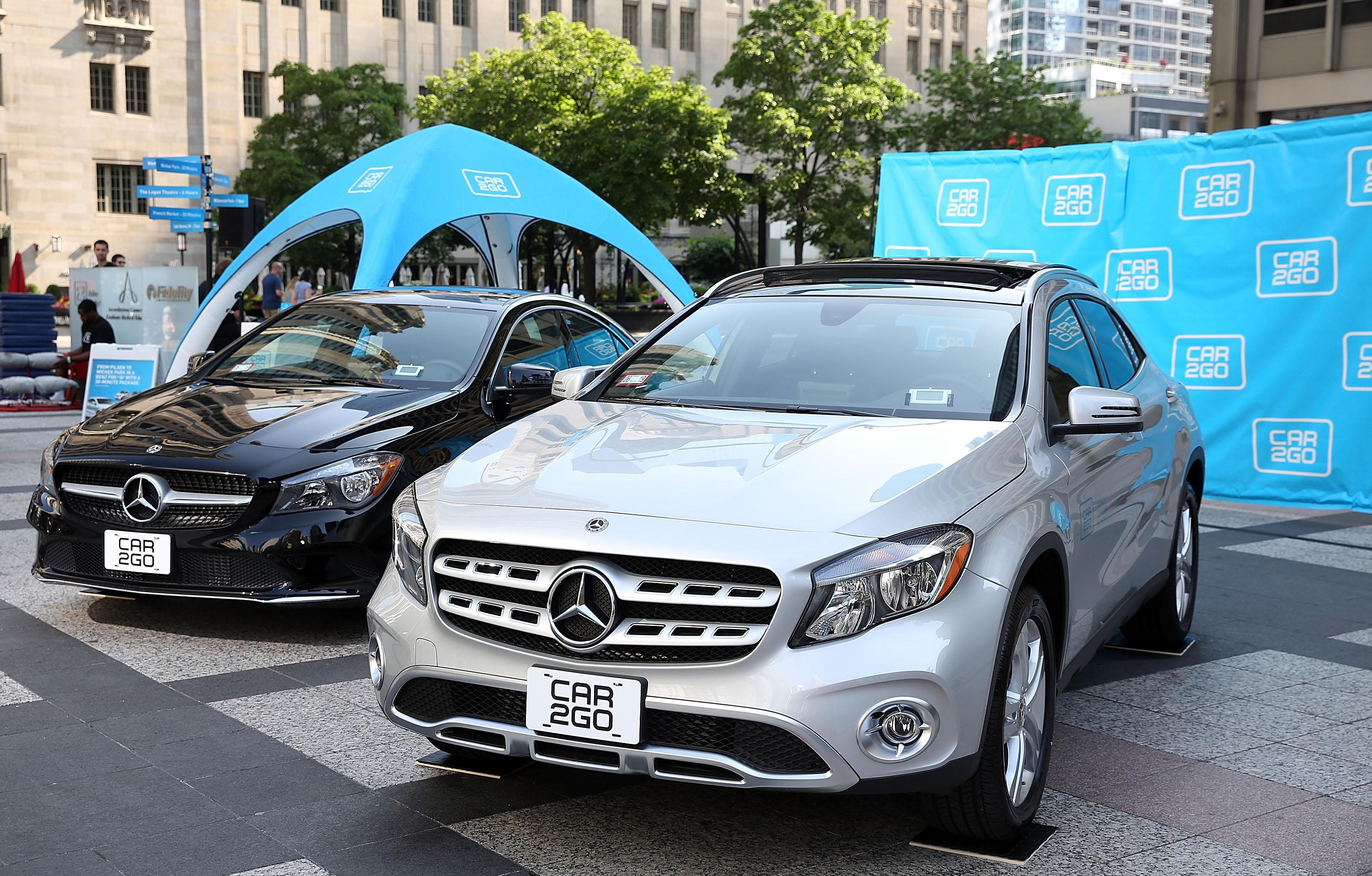 car2go Launches In Chicago