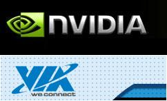 Nvidia, Via--not going to happen (for now)