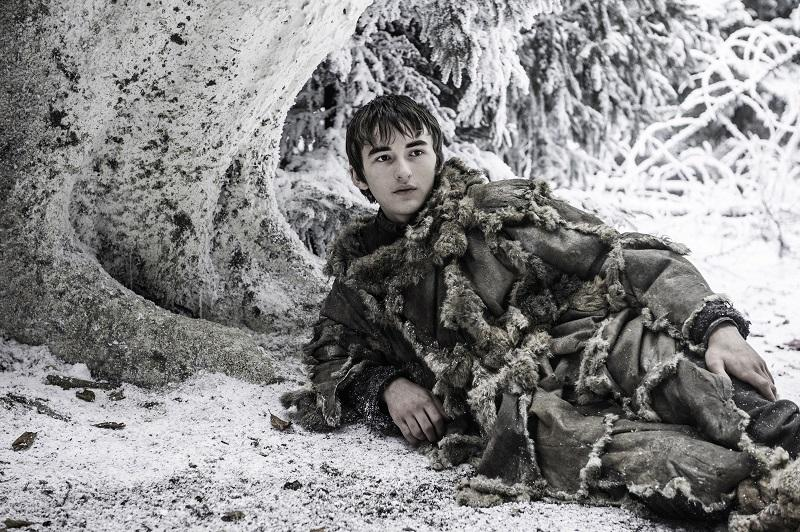 Quashed: Bran Stark will lead the Night King through the Wall