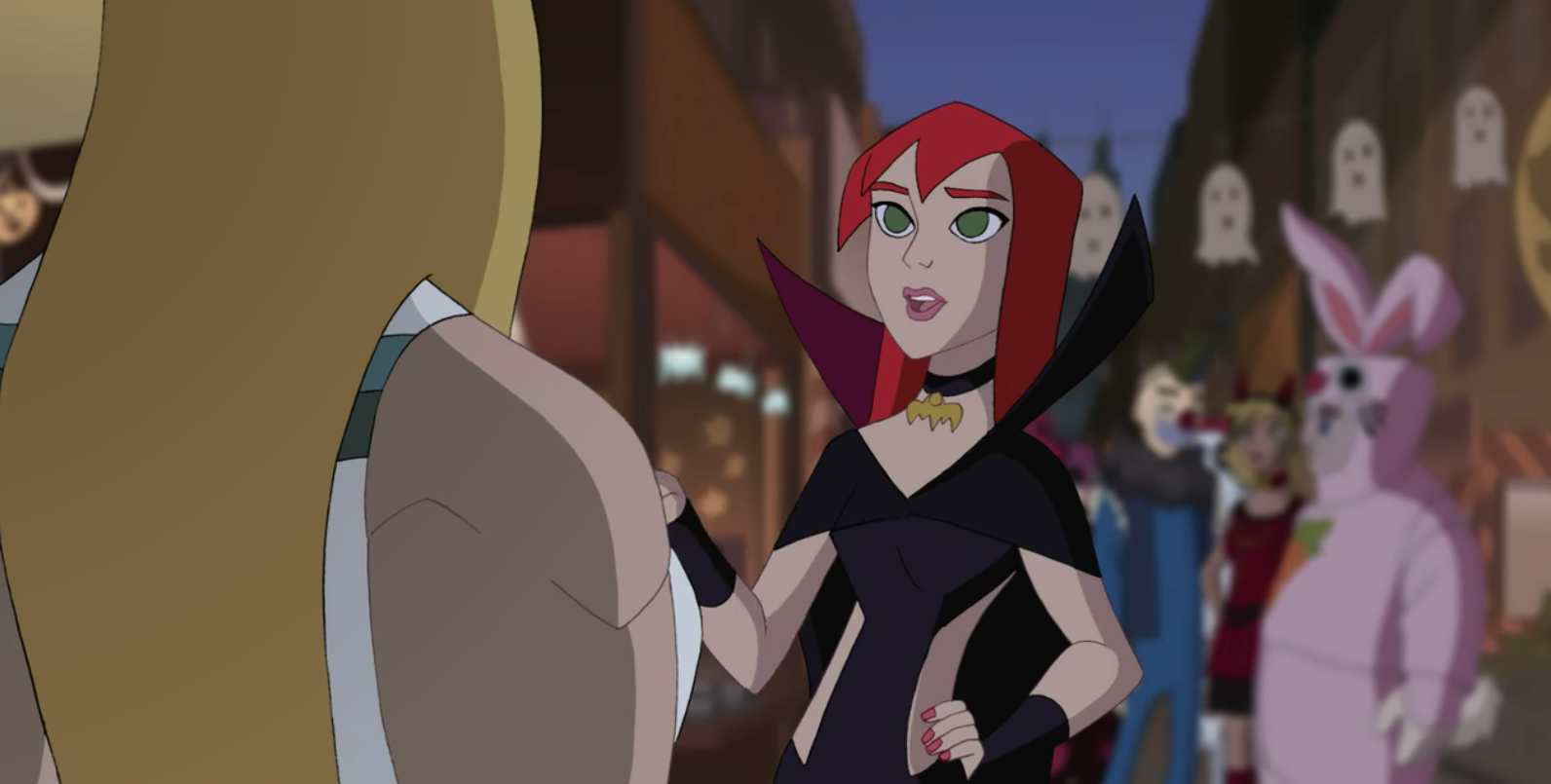 Mary Jane in Spectacular Spider-Man