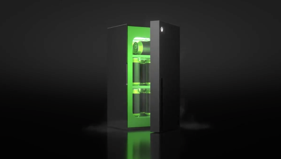 Get ready to 'Xbox and chill' with new Xbox Mini-Fridge     - CNET