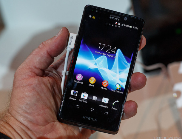 Sony's Xperia T will be replaced by something new.