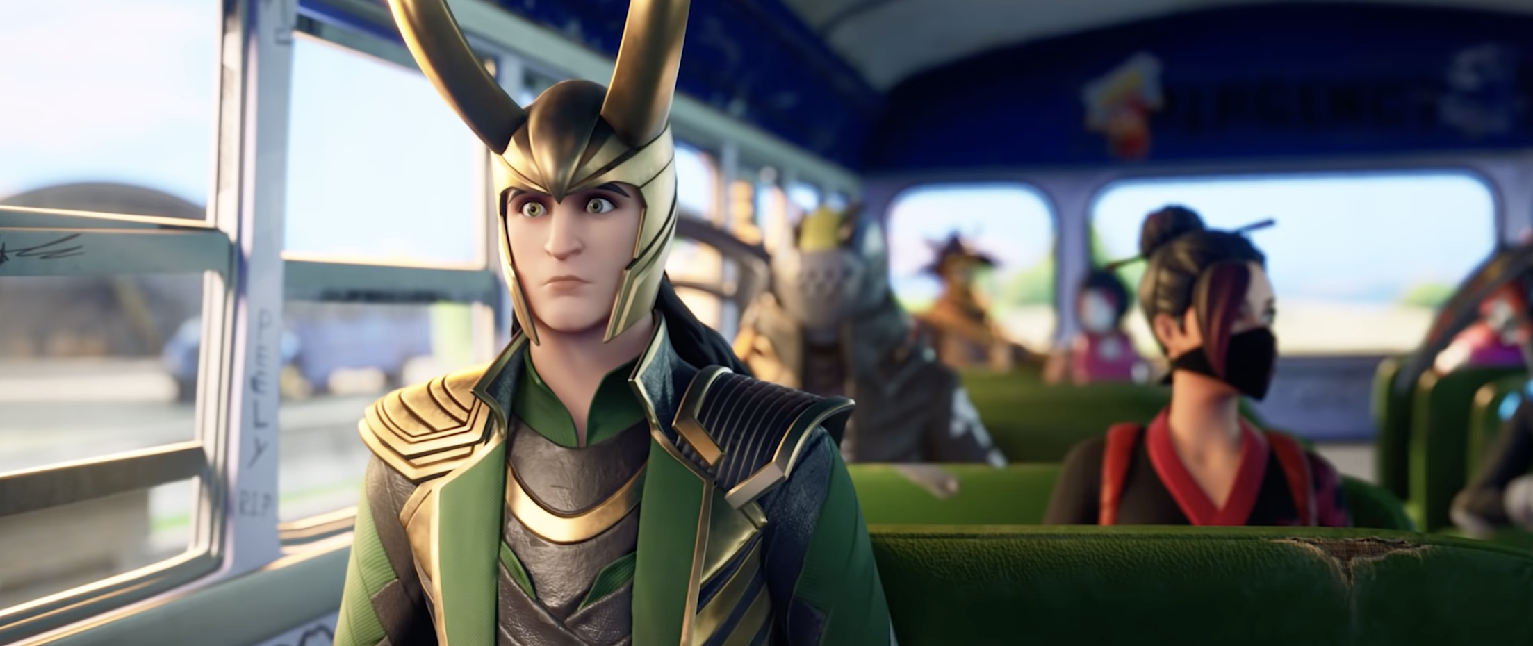 Loki heads to Fortnite as part of July Crew Pack - CNET