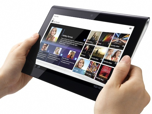 Sony Tablet S: now $399.99 for 16GB version, a price cut of $100.