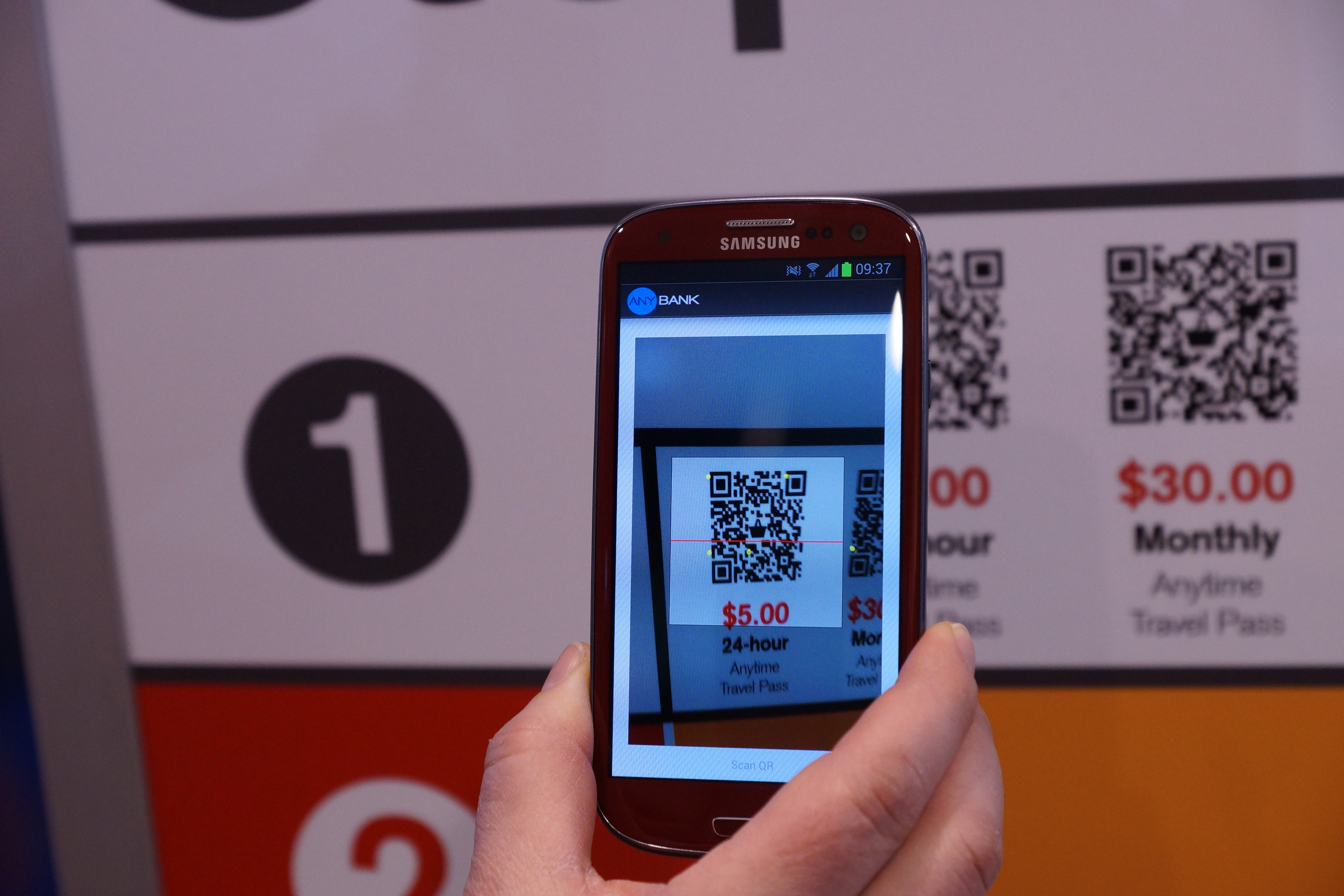 NFC at MWC 2013