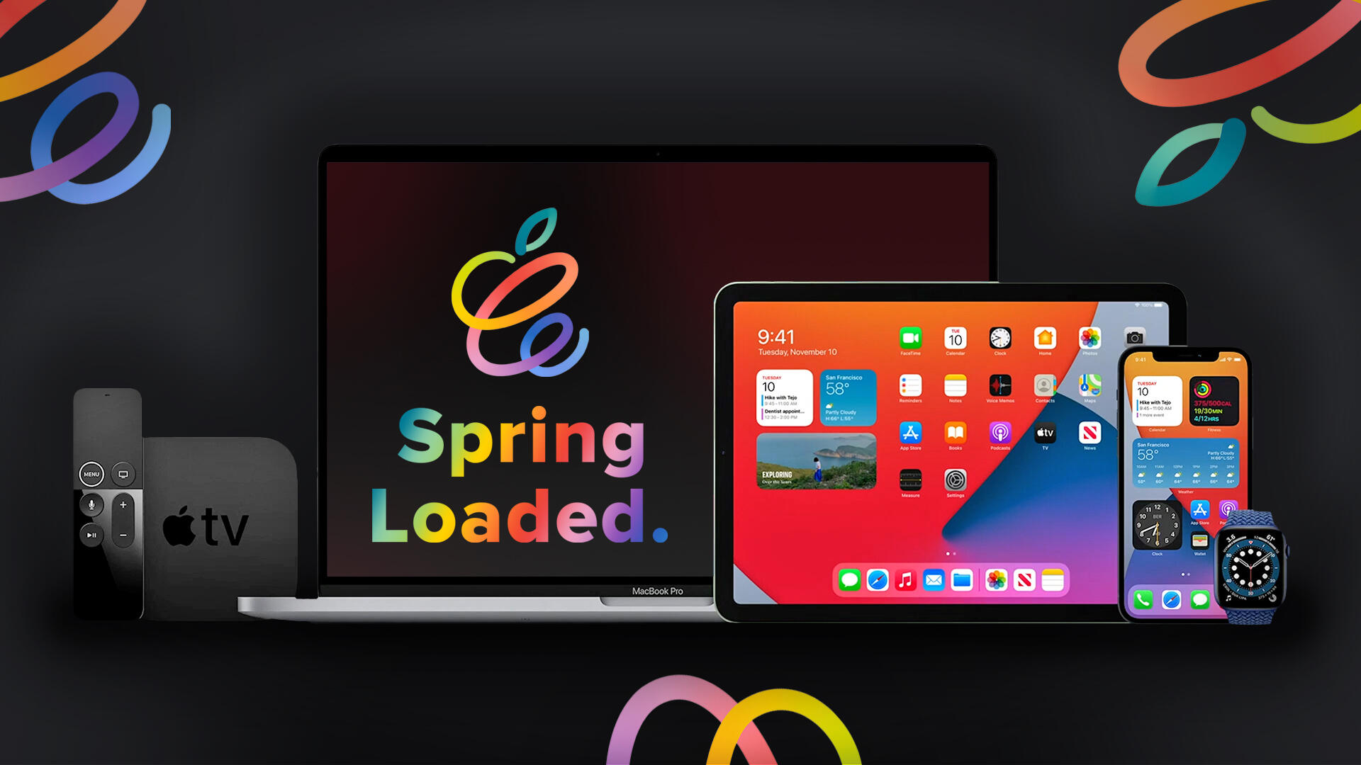 Video: What we expect from Apple's 2021 Spring Loaded event