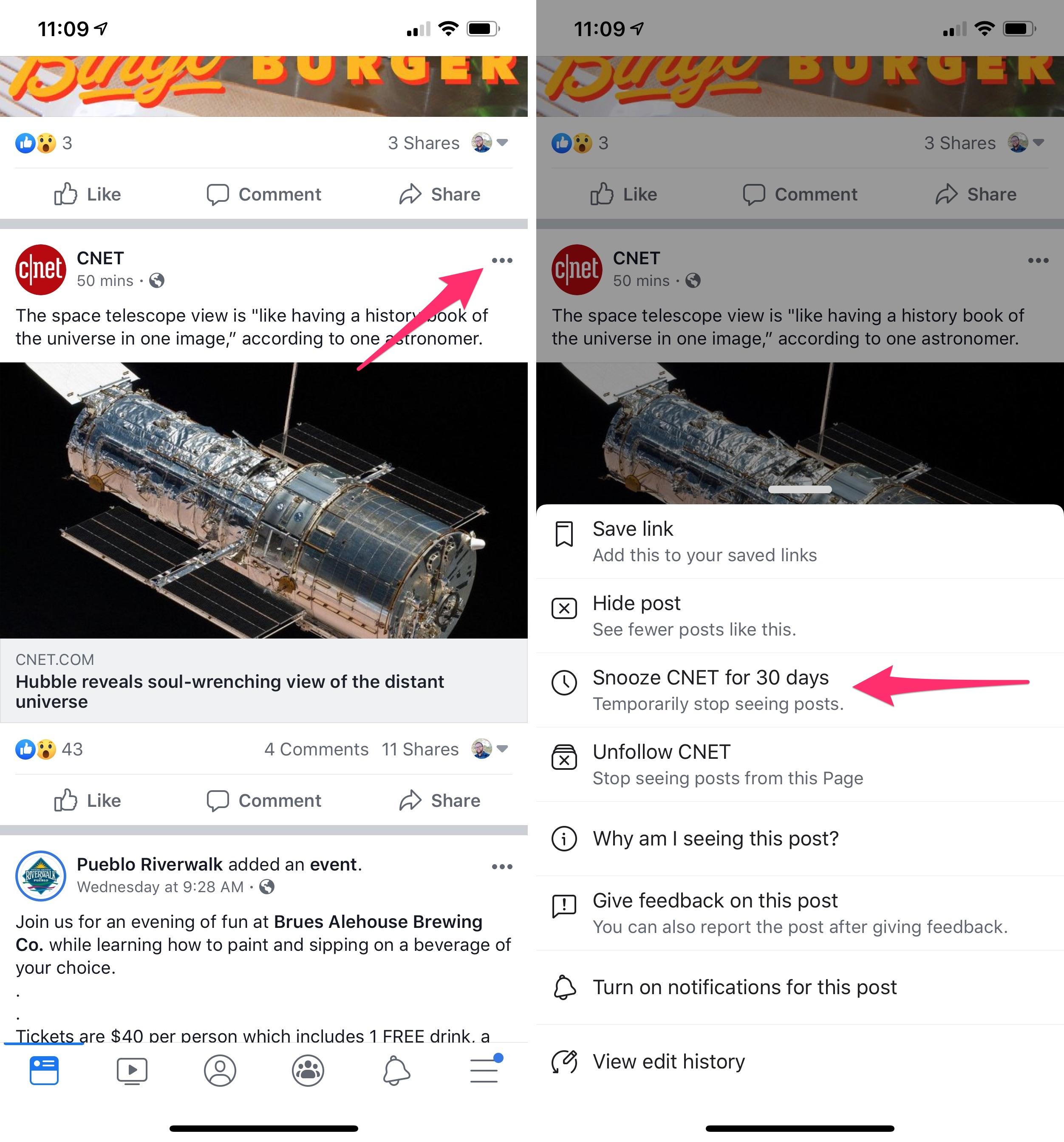 facebook-snooze-page-of-friend