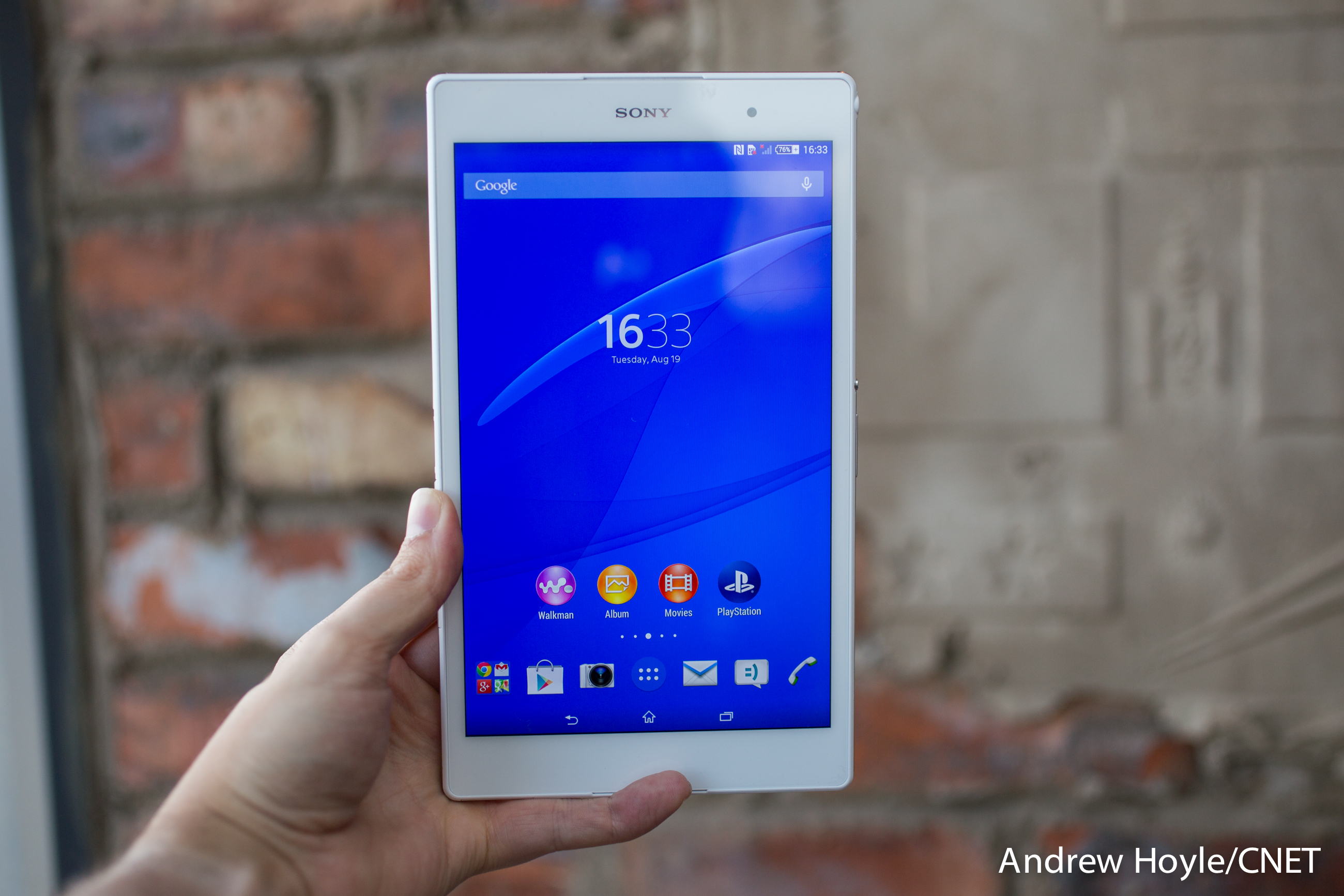 Sony Xperia Z3 Compact Tablet