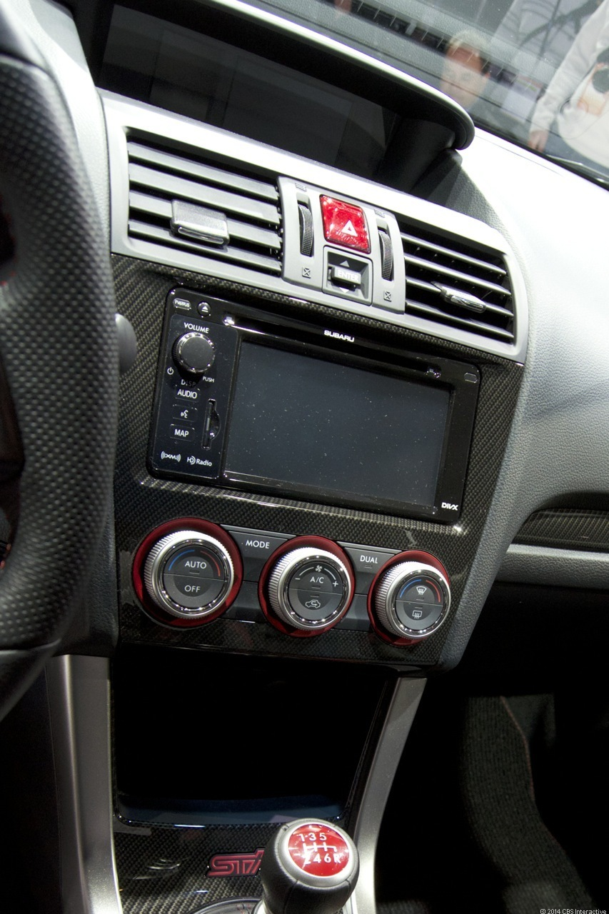 Touch-screen navigation system