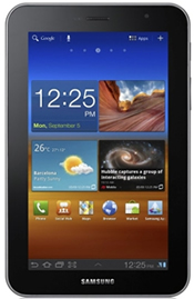 Amazon is selling Samsung's new Galaxy Tab 7.0 Plus ahead of its official release date.