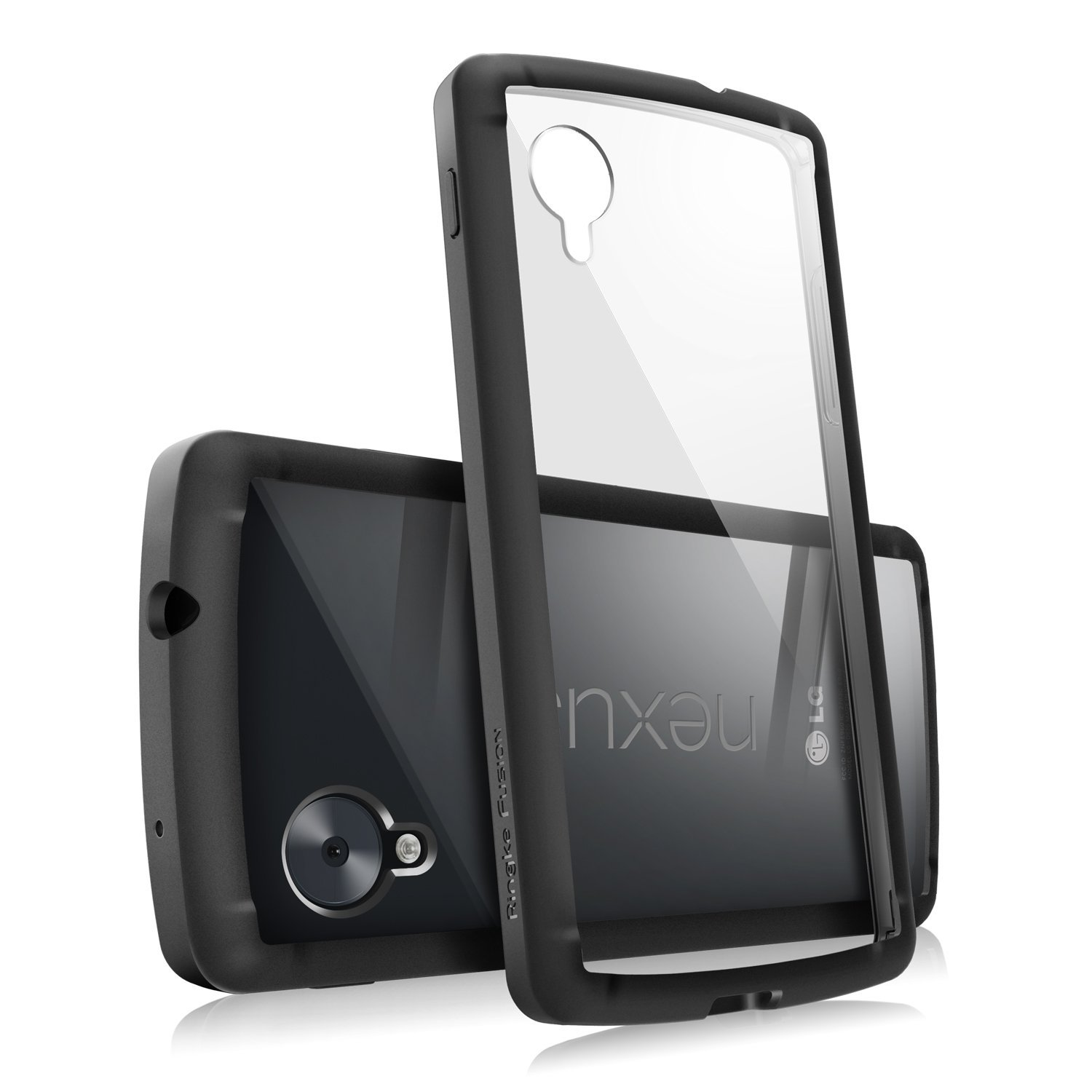 Amazon is selling this Ringke Fusion case for the purported Google Nexus 5 phone.