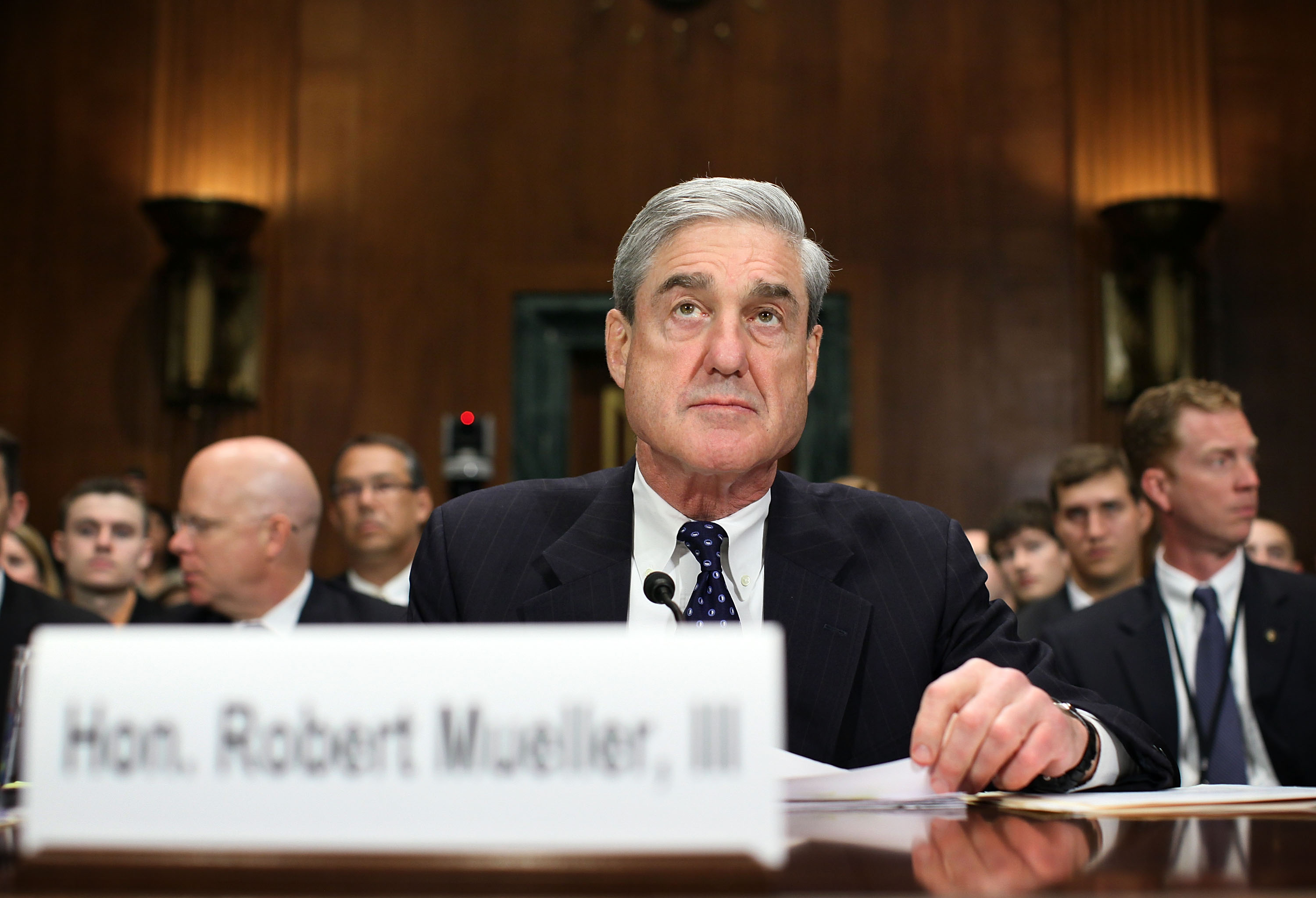 """FBI director Robert Mueller has called national security letters, which do not require a judge's approval, a """"proven and useful investigative tool."""""""