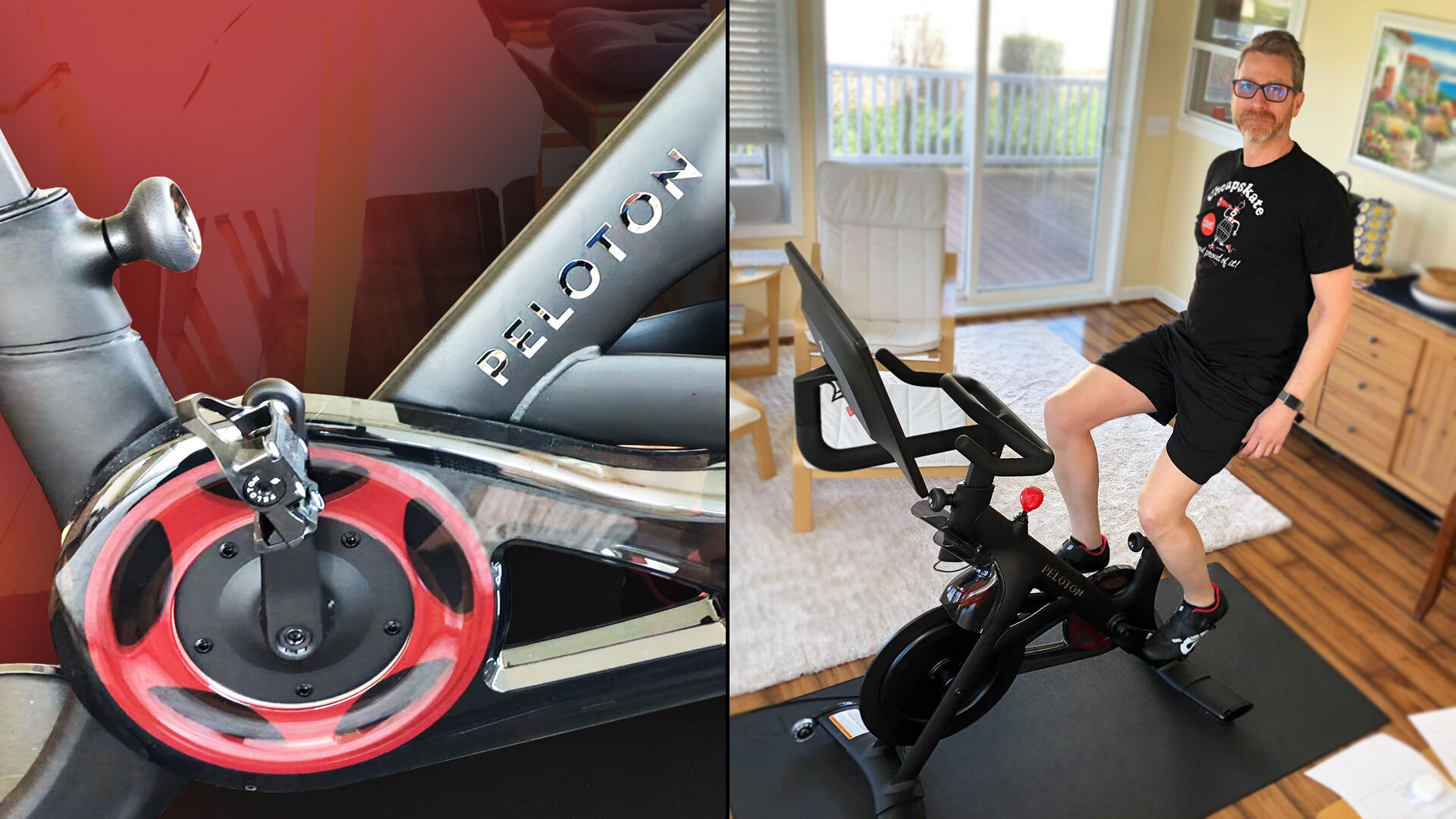 Video: I spent a month riding the Peloton Bike Plus -- and liked it