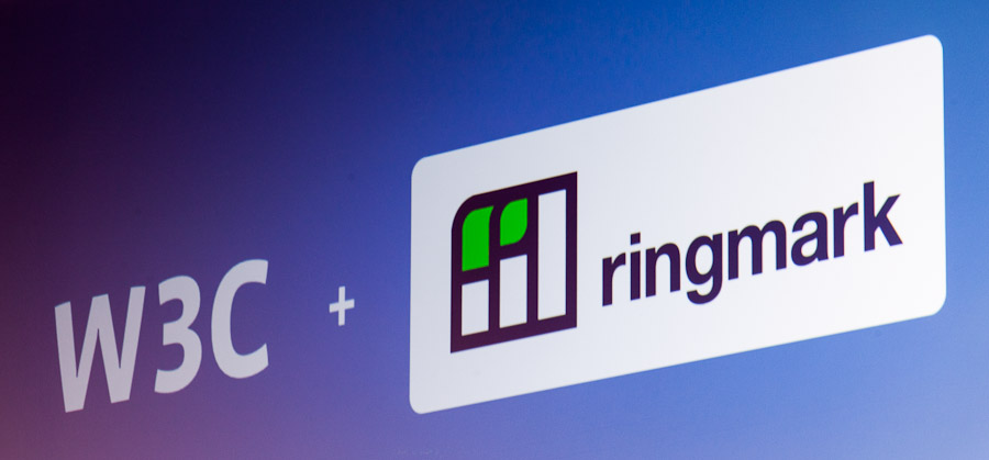 Facebook announced a partnership with the World Wide Web Consortium to work on mobile standards for the Web, and it also debuted a mobile Web test suite called Ringmark.