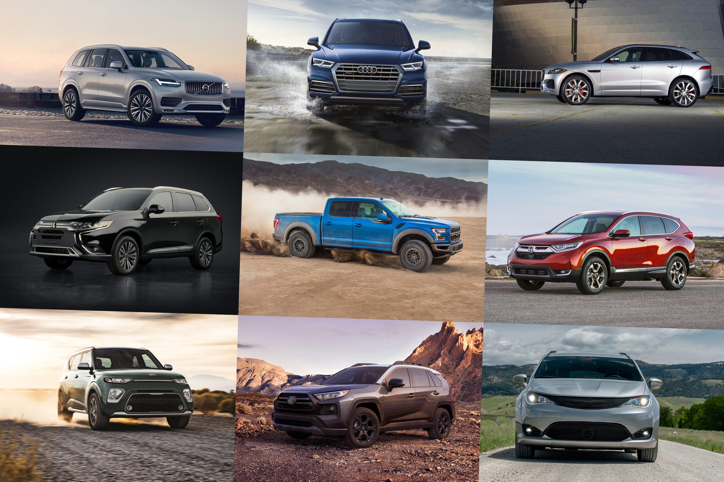 The Best-Selling Vehicles in 2019