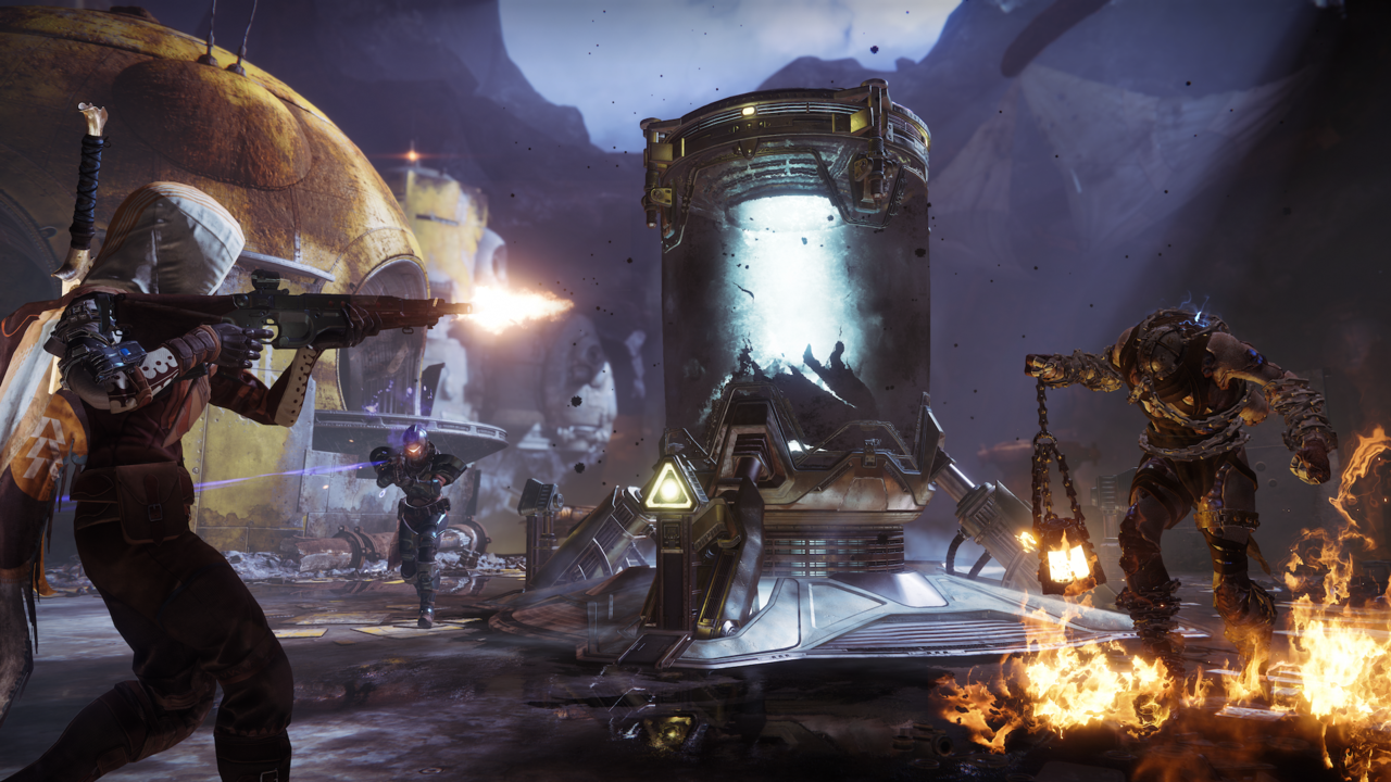 Xbox allows you to play multiplayer games for free, such as Destiny 2