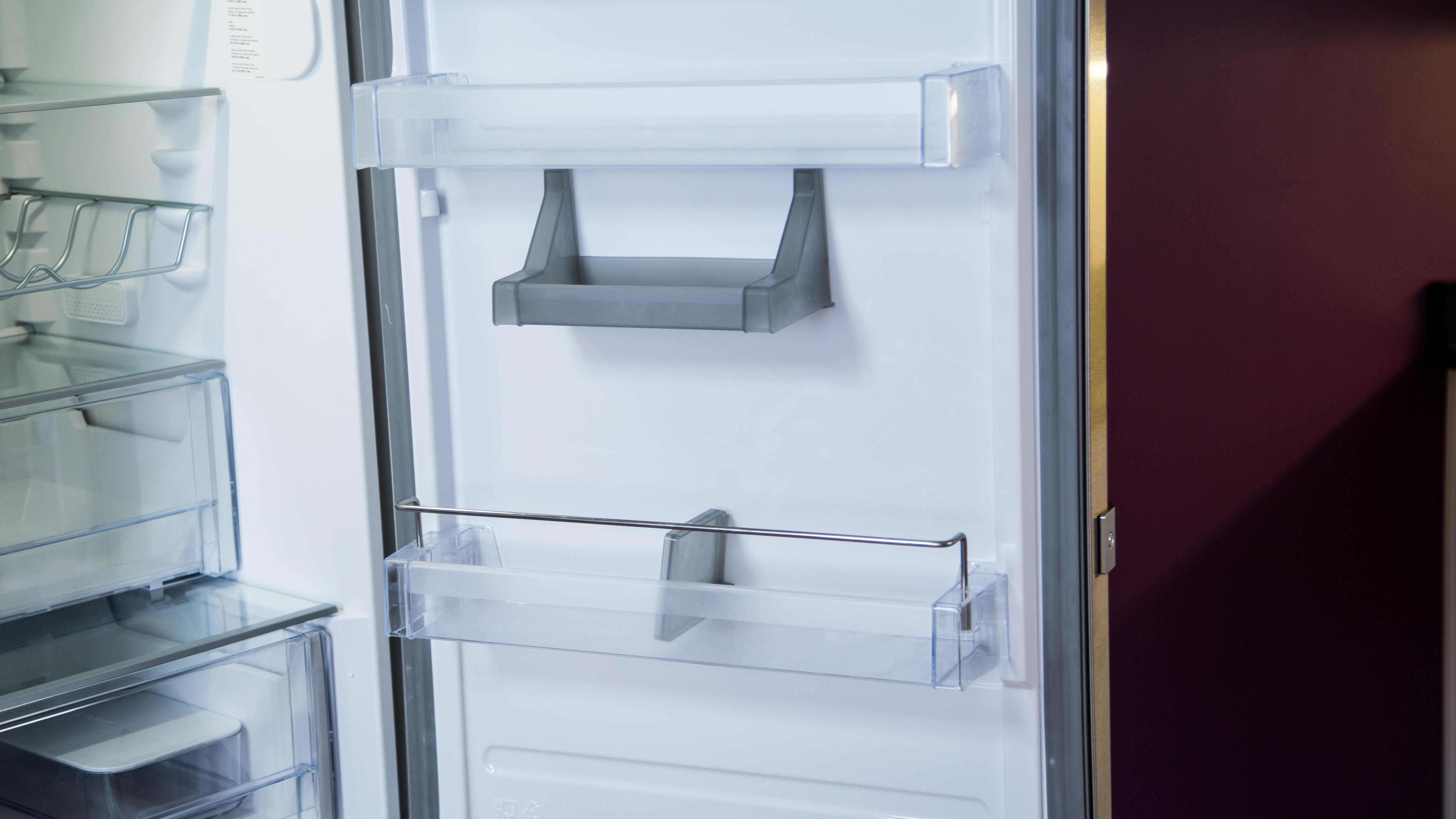 What to do when your refrigerator door won't stay closed - CNET