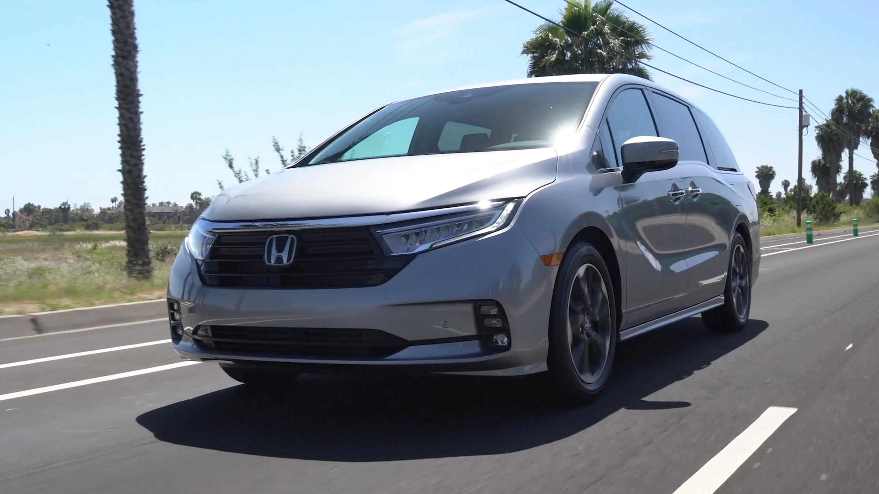 Video: 2021 Honda Odyssey first drive: Maximum minivan