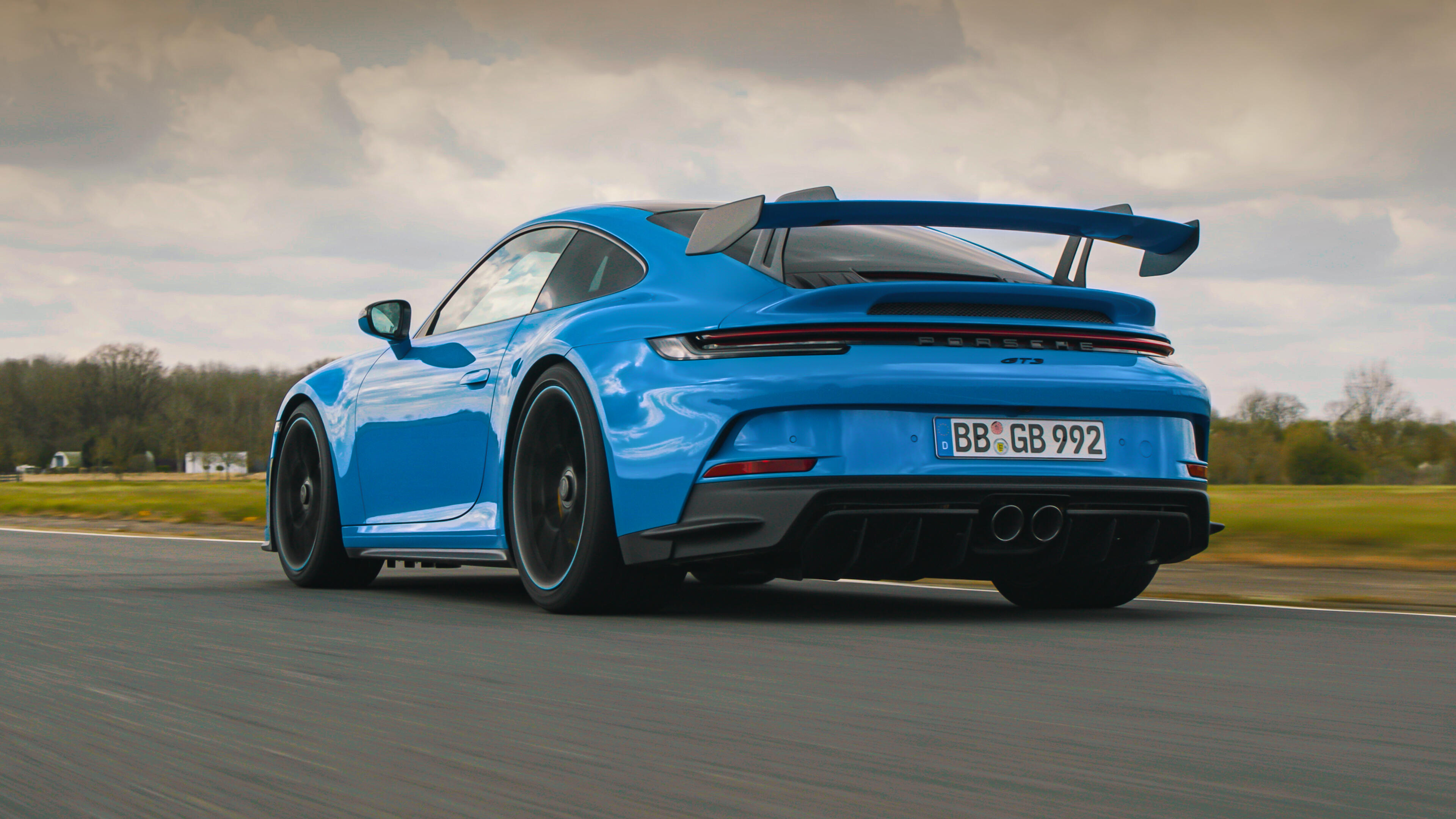 Video: We take the 2022 Porsche 911 GT3 out on track