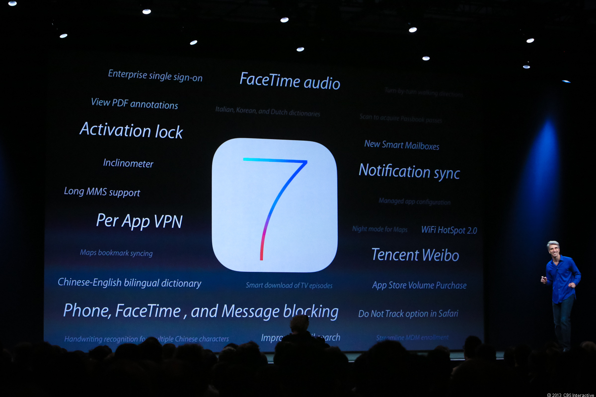 Even more iOS 7 features from WWDC 2013.
