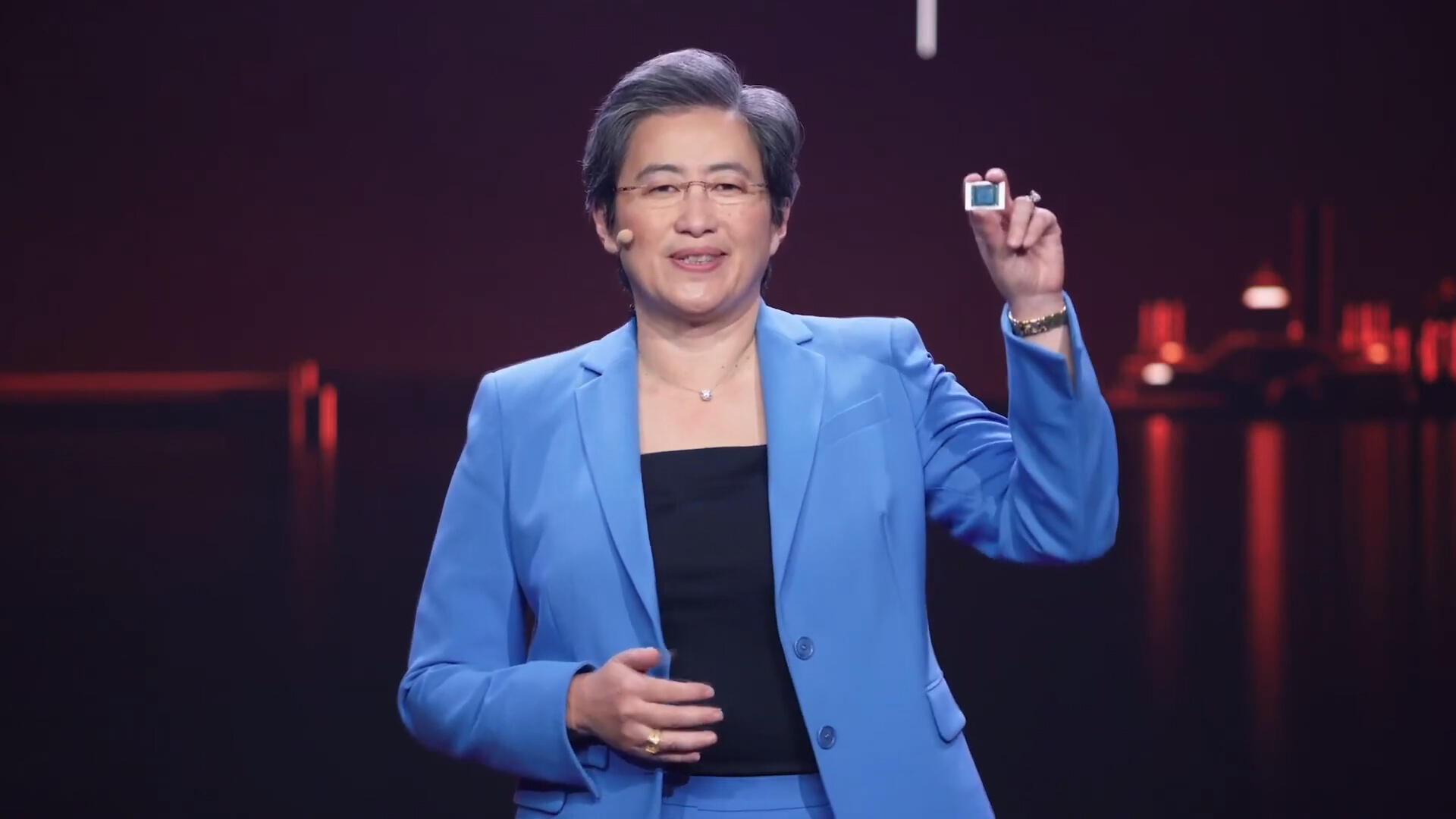 Video: AMD unveils Ryzen 5000 chip for gaming laptops