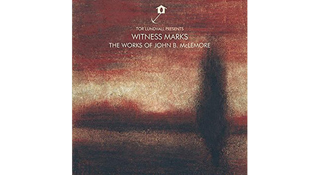 Tor Lundvall, Witness Marks: The Works Of John B. McLemore