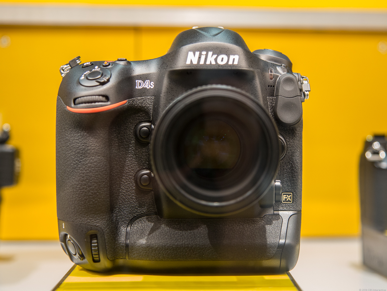 Cameras are everywhere at CES 2014