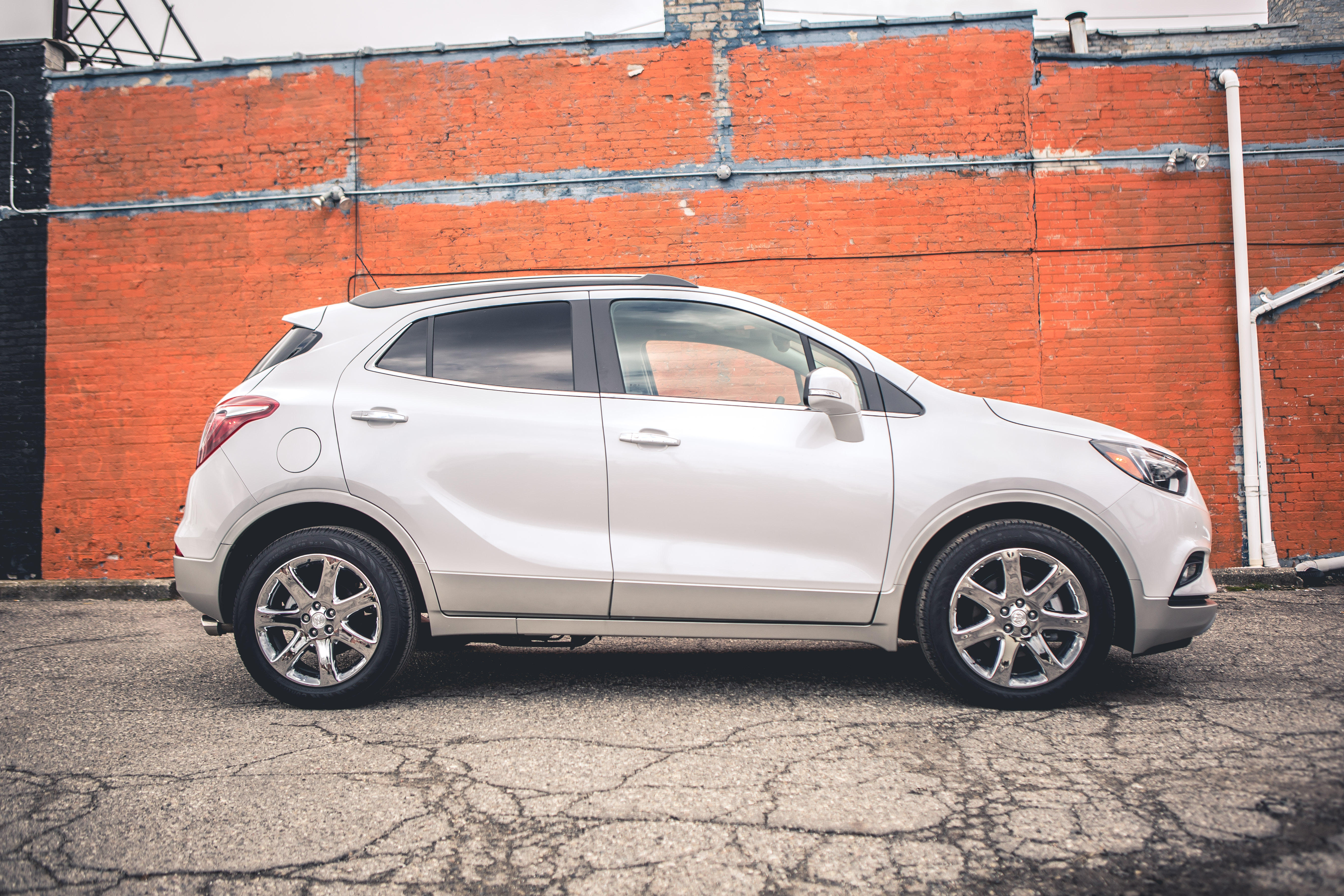 Buick Encore (2016 and newer)