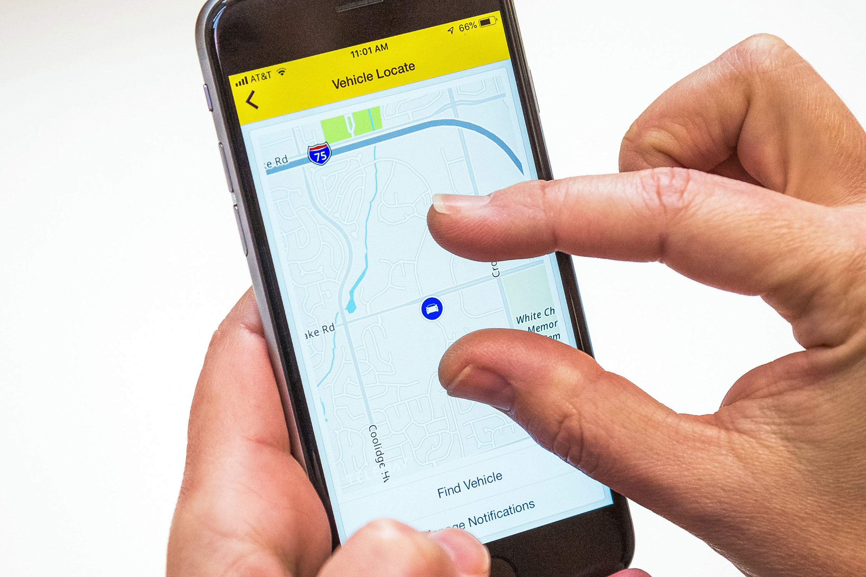 Chevy App Adds Vehicle Locate Function And Geofence Alerts For Your Phone Roadshow