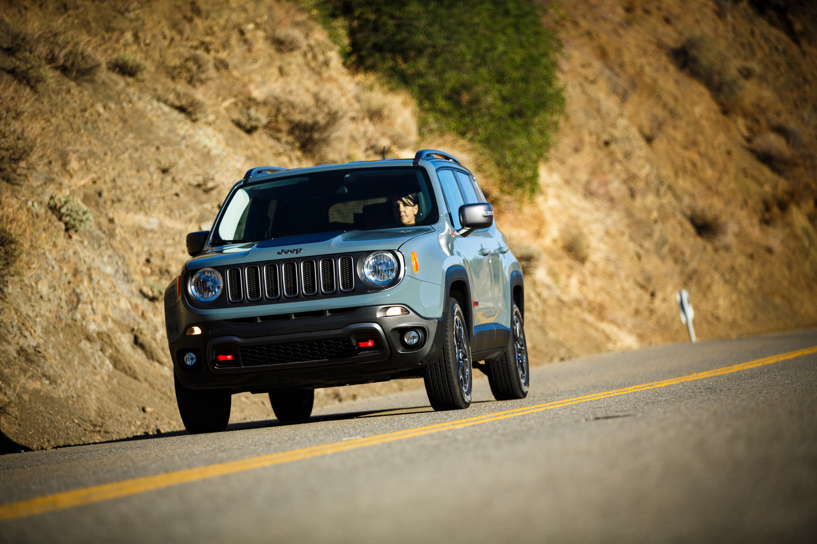 Least Reliable: Jeep Renegade
