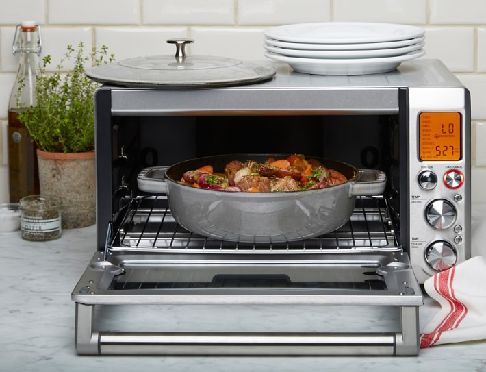 The Breville Smart Convection Oven Plus offers plenty of options for meal-making.