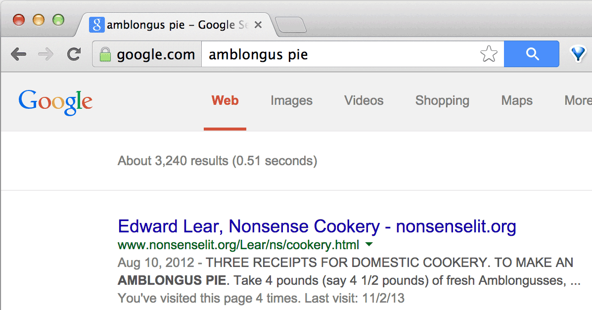 Using the origin chip frees up room for Chrome's omnibox to show search terms and let people tweak their searches.
