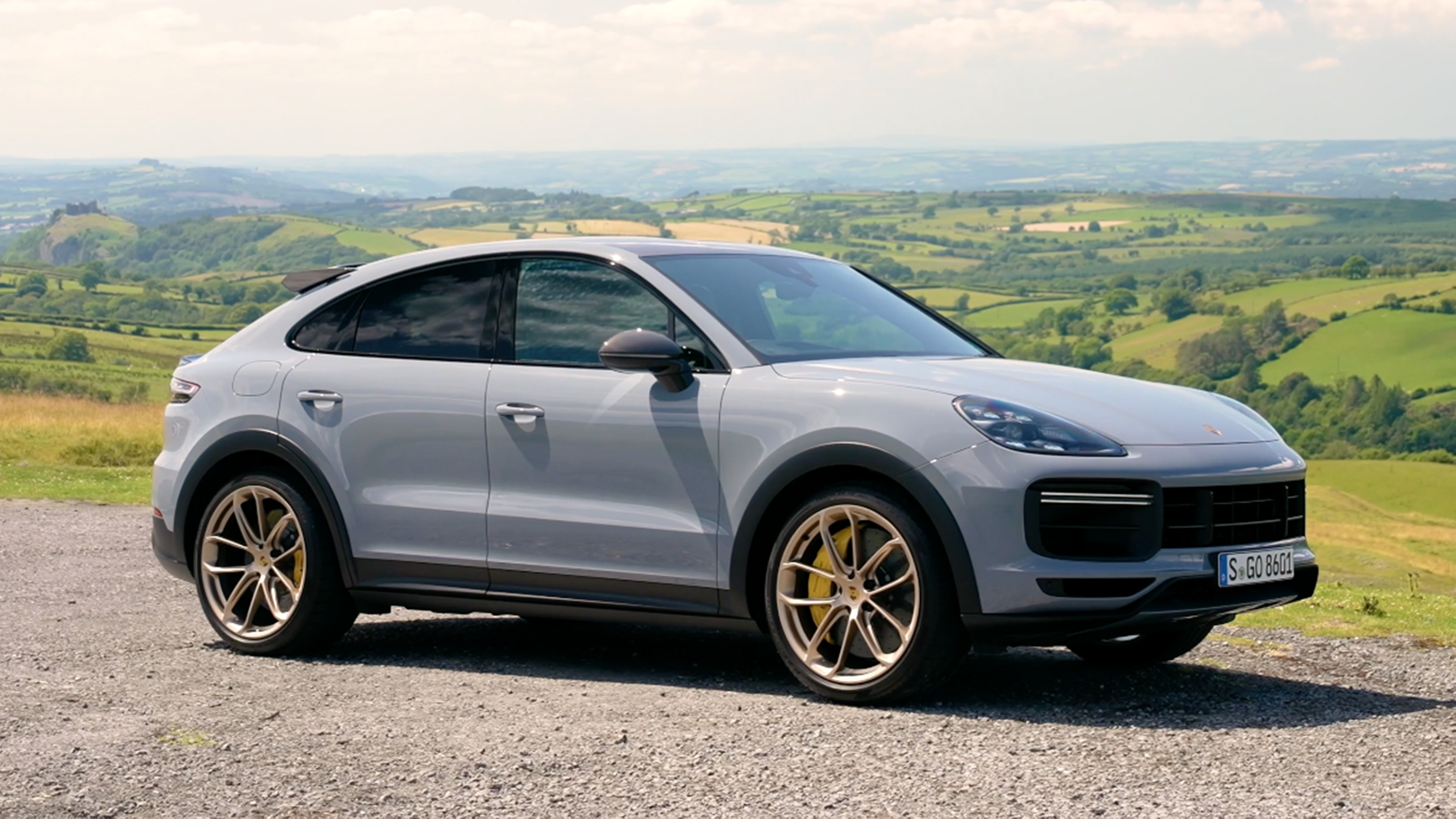 Video: The 2022 Porsche Cayenne Turbo GT continues to defy convention