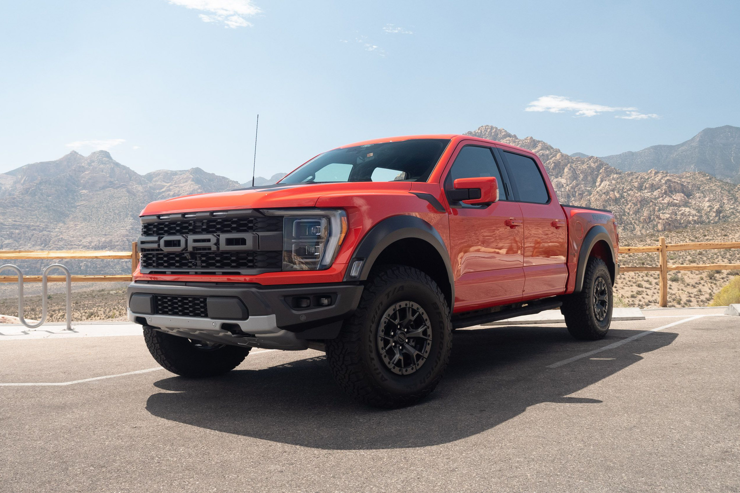 2021 Ford F-150 Raptor first drive review: American badass     - Roadshow