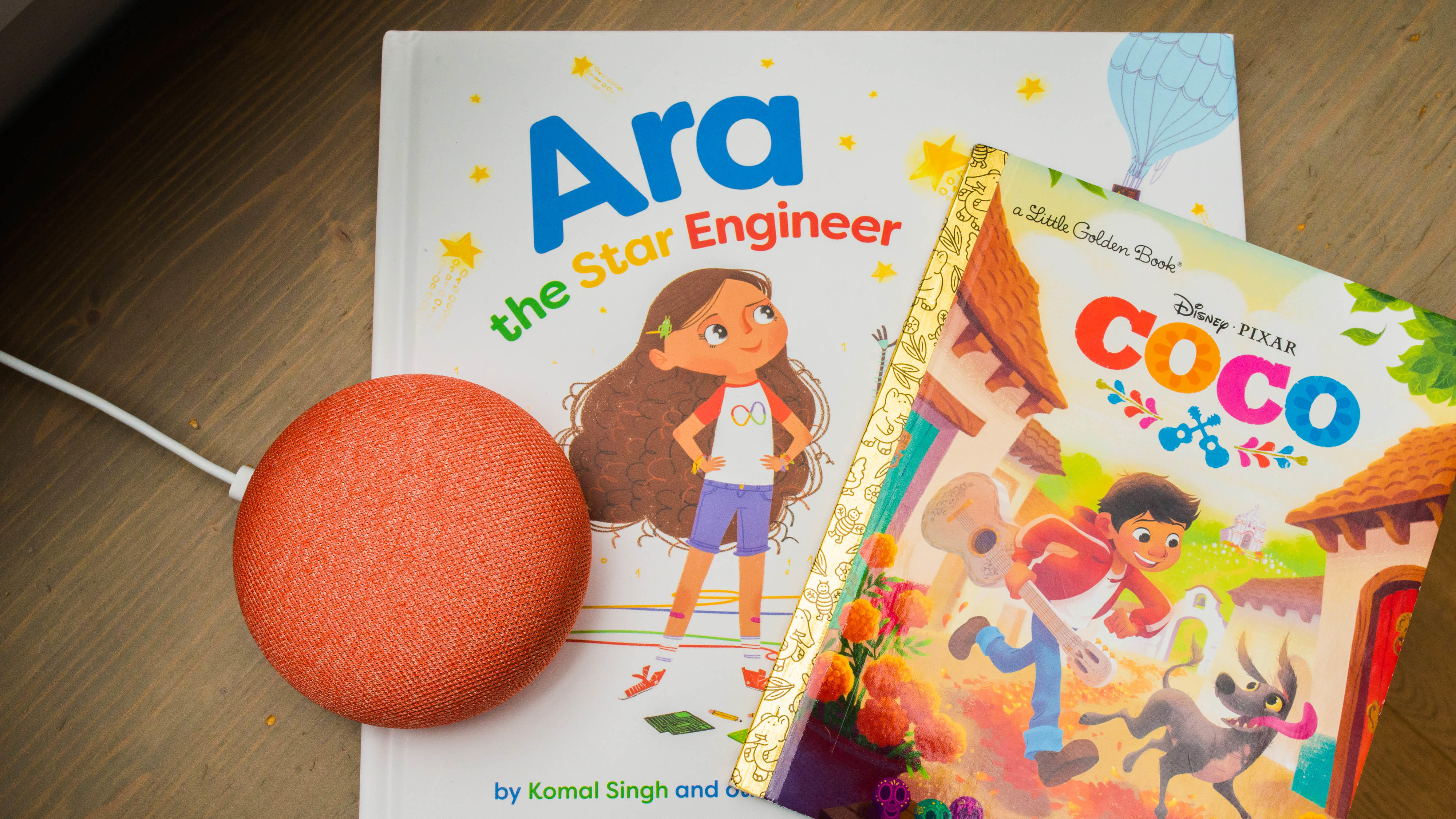 3. New stories to read aloud