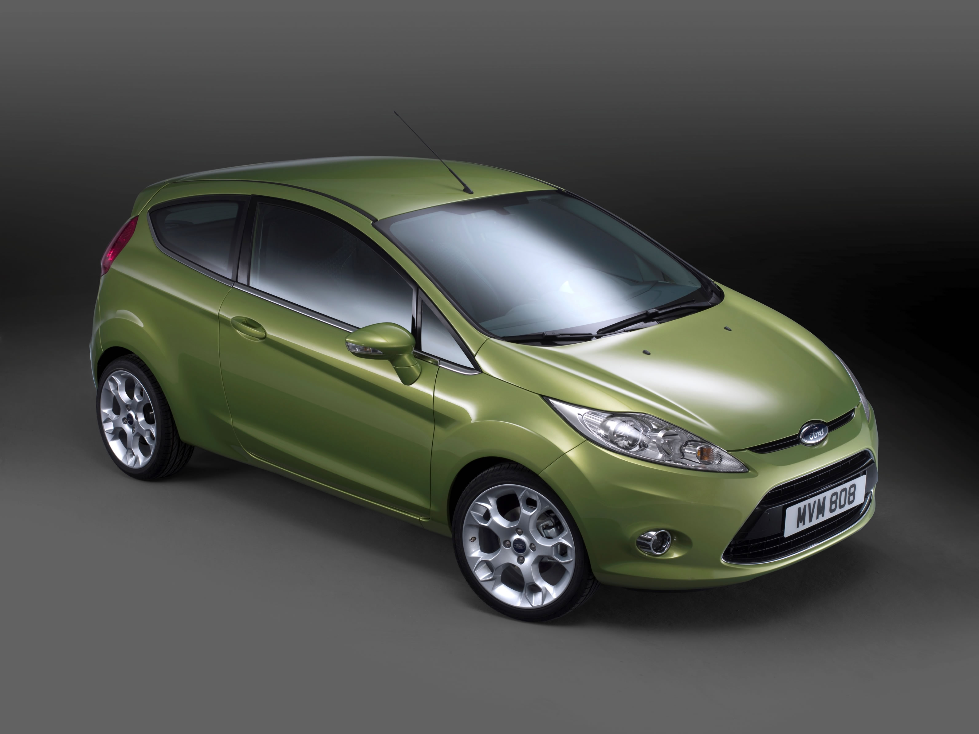 Ford Fiesta, proof that small is sexy