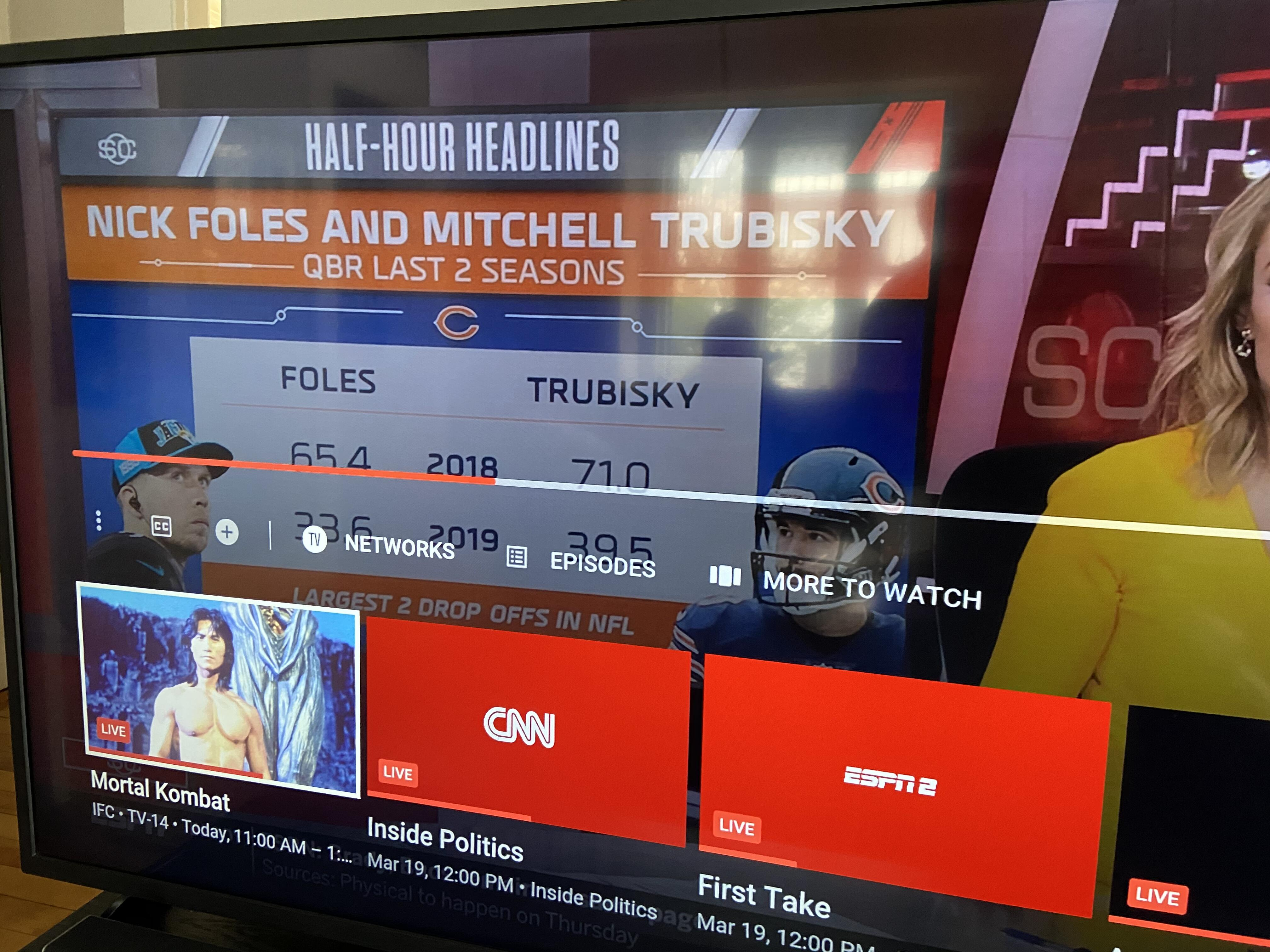 <p>YouTube TV will add more ViacomCBS channels over the coming months.</p>