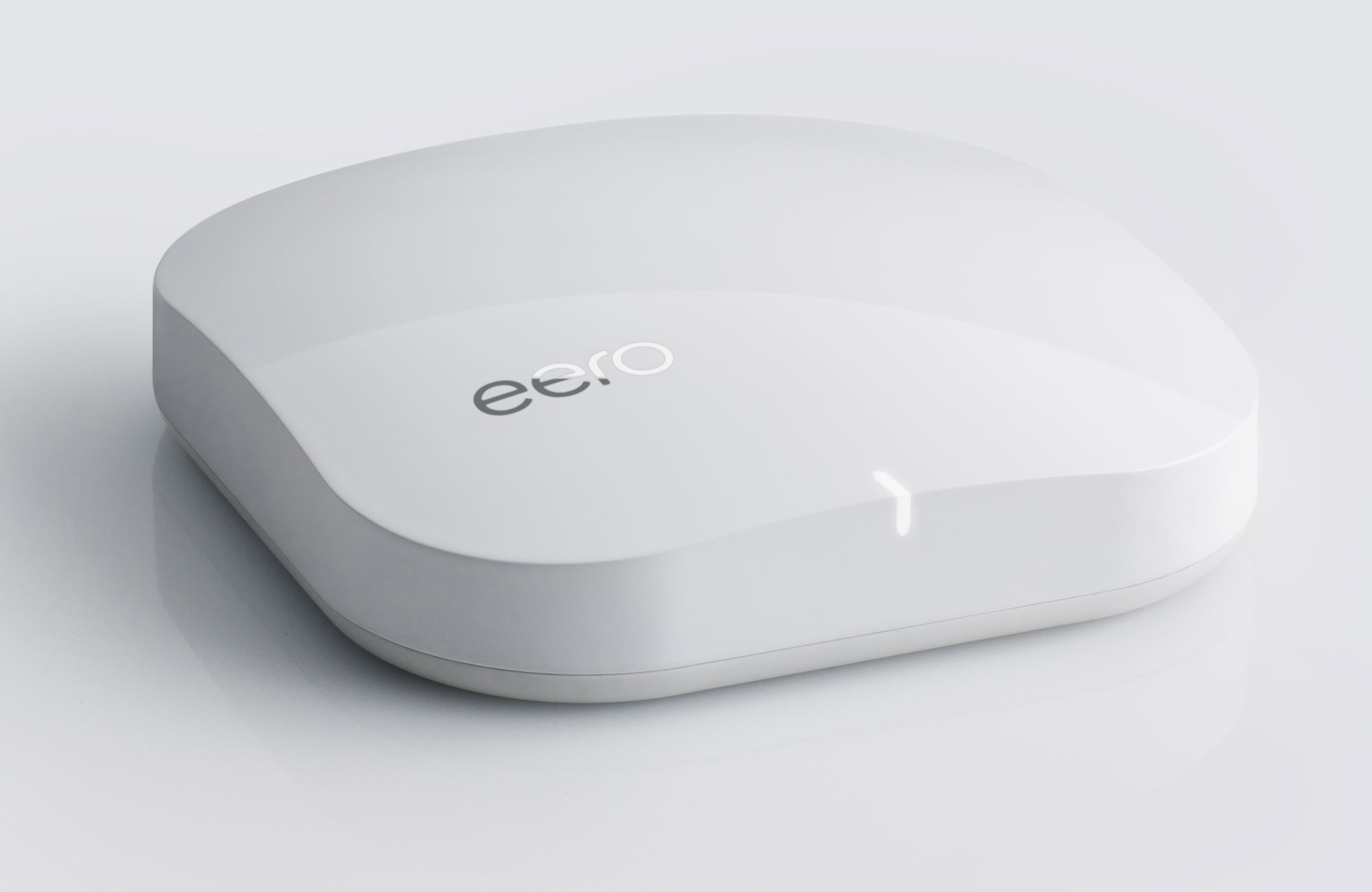 Eero hopes its network devices will look good enough to be seen around the house.