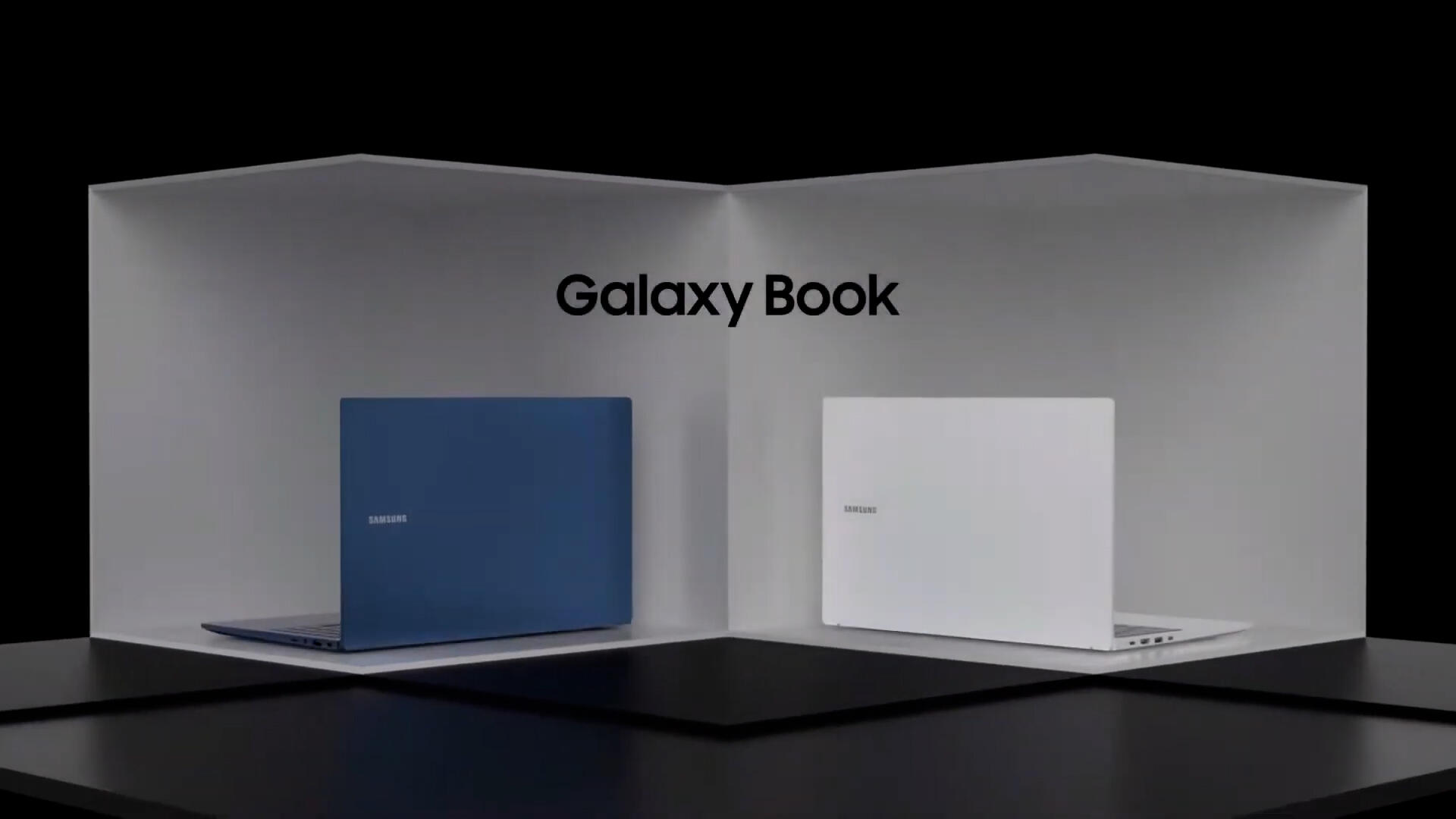 Video: Samsung unveils Galaxy Book and Galaxy Book Odyssey