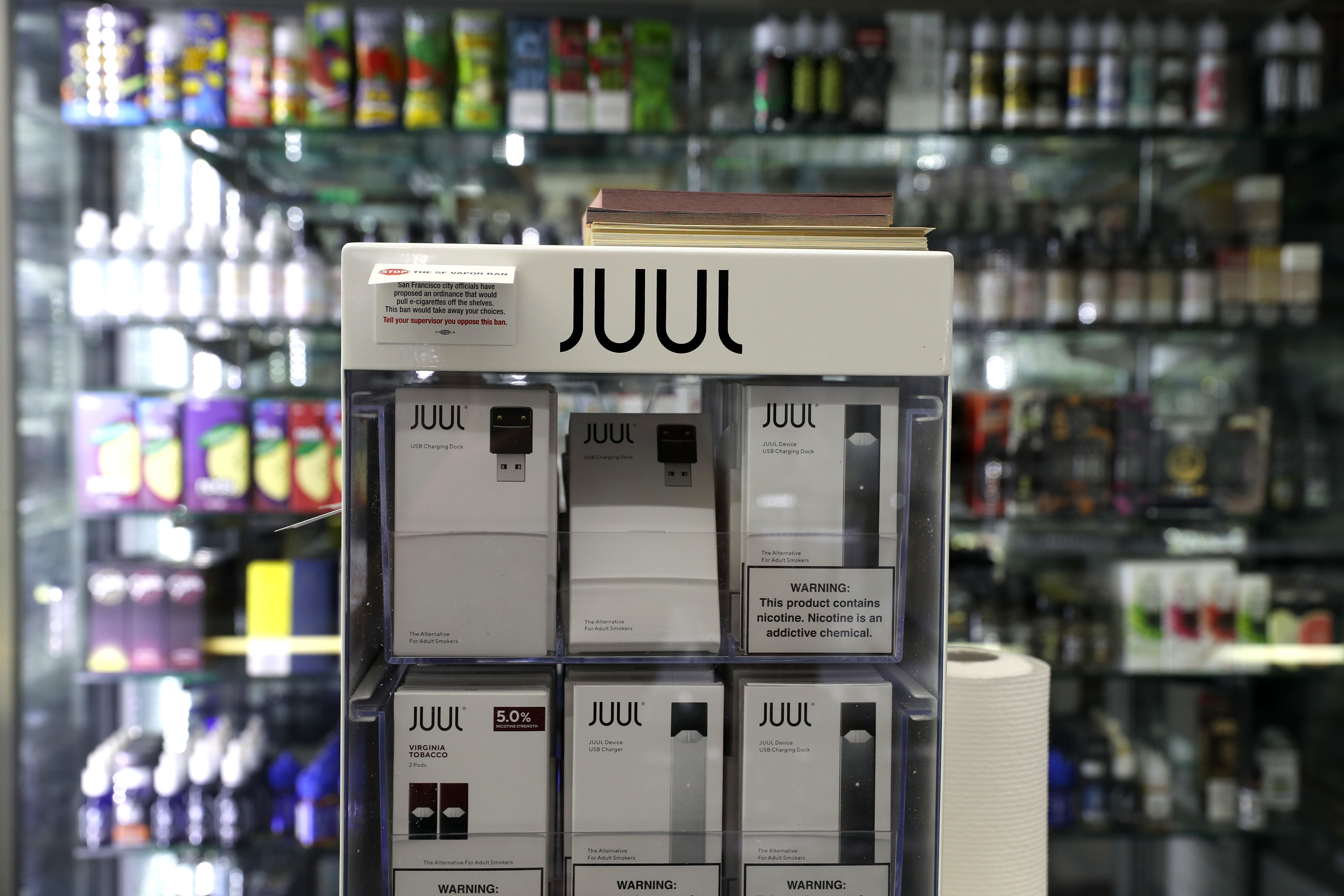 San Francisco  Poised To Become First U.S. City To Ban The Sale Of E-Cigarettes