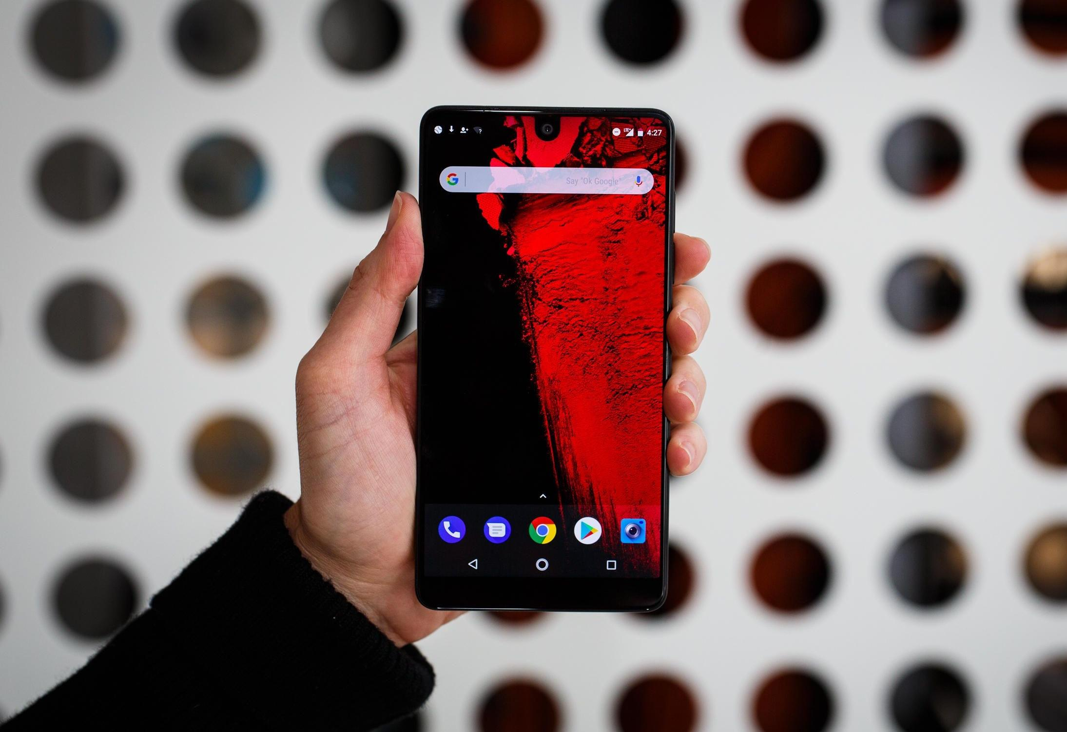 <p>The Essential Phone PH-1 is the only phone so far from Essential.</p>