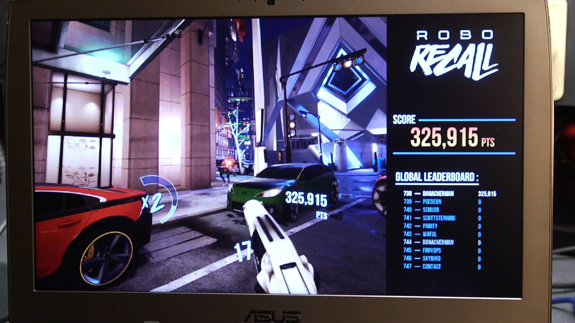 Video: Robo Recall makes the case for Oculus Touch