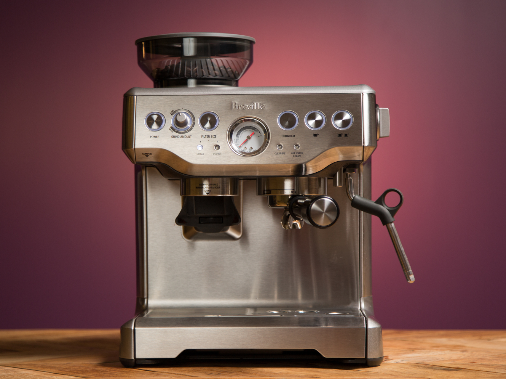 Breville Barista Express (Stainless Steel)