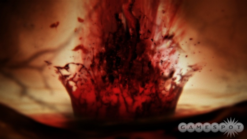 Image: E3 2012: When in doubt, just go with a blood geyser.