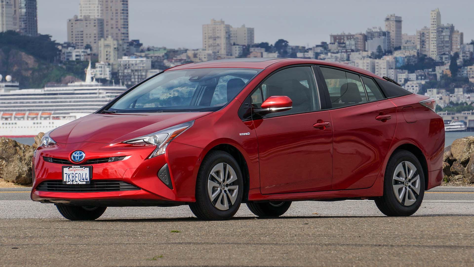Most Reliable: Toyota Prius