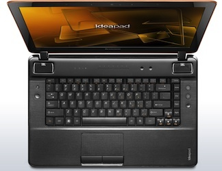 Lenovo Y560 will use the Second Generation Intel Core processors and feature hybrid SSD-HDD drive technology.
