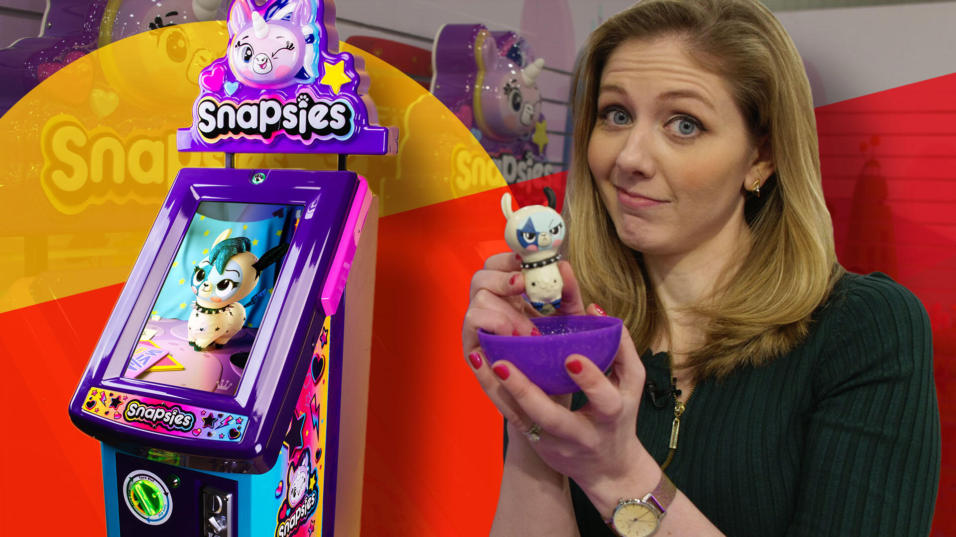 Video: Funko's toy vending machines put a new a twist on shopping