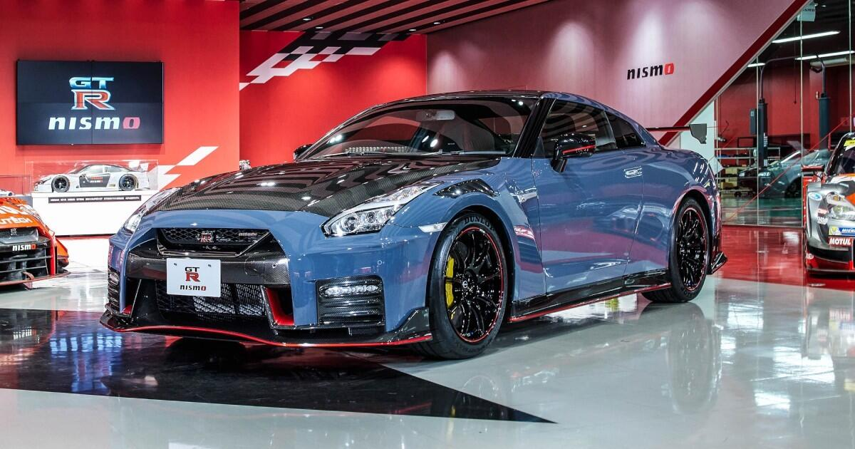 New Nissan GT-R Nismo Special Edition coming this fall – CNET