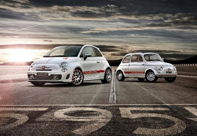 Fiat 595 Abarth turns 50 with special edition