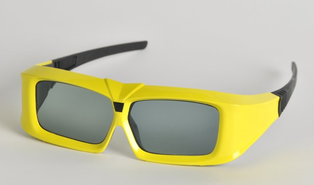 XpanD announced two models of 3D glasses.